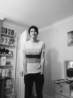 Dan's birthday is apparently today! :D He's turning 22. :D