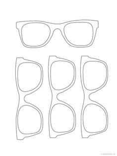 fotorekvizita brýle