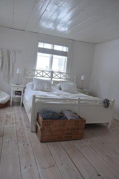 Simpele, maar mooie slaapkamer!