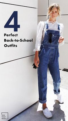 Cute back-to-school outfits for class