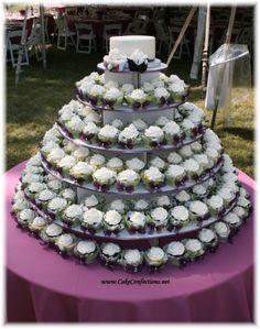 Purple And Green Themed Weddings