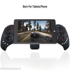 "#Wireless bluetooth game pad controller for #iphone 5""-10"" #android phone tablet ,  View more on the LINK: 	http://www.zeppy.io/product/gb/2/331952475517/"