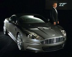 Not only James Bond like this car!