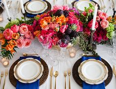 Assigned vs. Open Seating at Your Wedding - Inspired By This - At Kate Siegel Fine Events we belie, Assigned Seating is the way to go.