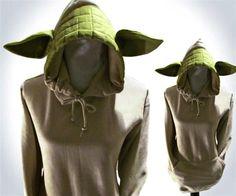 Star Wars Yoda Hoodie-1