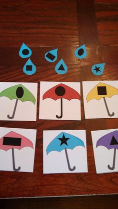 Really Great Free Rain Activities for Pre-K