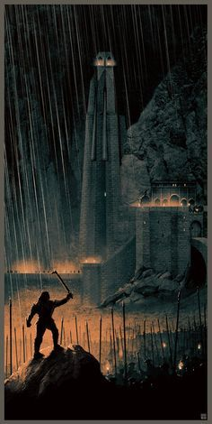 The Lord of the Rings Trilogy- Created byMatt Ferguson
