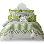 bed bath gray comforters & bedding sets