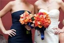 Navy Blue and coral Wedding Color Schemes - Bing Images