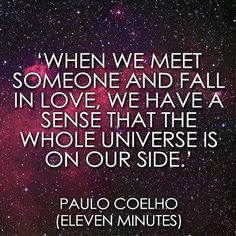 Paulo Coelho from Eleven Minutes