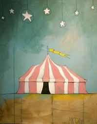 Image result for circus paintings