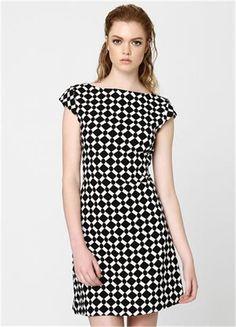 Desenli Ofis Elbise | Modelleri ve Uygun Fiyat Avantajıyla | Modabenle