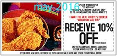 Popeyes Chicken Coupons Ends of Coupon Promo Codes JUNE 2020 ! Is chain the Miami, founded Popeyes headquarters was it In the is their. Free Printable Coupons, Free Printables, Worlds Best Chicken, Franchise Restaurants, Dollar General Couponing, Popeyes Chicken, Fried Chicken, Coupons For Boyfriend, Southern Chicken