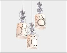 Creative Dining Room Three Modern Minimalist Fashion Glass Pendant Light Dining Room LED Lamp Lighting >>> For more information, visit image link-affiliate link. #KitchenPendants