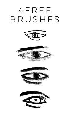 אסף בן ארוש . Assaf Benharroch . מברשות פוטושופ חינמיות . free photoshop brushes http://assafs-patterns.tumblr.com/post/100693613180/4free-brushes
