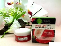 Garnier Nutritioniste Ultra-Lift Pro Dual Eye Cream - 0.5 oz. has been published at http://www.discounted-skincare-products.com/garnier-nutritioniste-ultra-lift-pro-dual-eye-cream-0-5-oz/