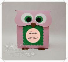 Cute Owls...Invitaciones para Baby Shower.