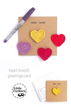 A perfect little gift and card in one for someone you love.