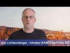 Schaffhauser Firmeninhaber über Hypnoseausbildung & Höhenangst-Therapie ...
