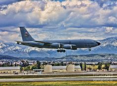 Big bro flys this type of craft. It's called a        KC-135.