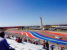 The Formula One (F1) Grand Prix is back again in the US. Where? In Austin!