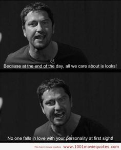 The Ugly Truth (2009) - movie quote. Hahaa