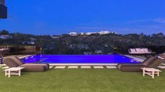 Kenfield Ave Modern Home located on one of the most exclusive streets of the Westside, Los Angeles. 950 Kenfield Ave is the pinnacle of luxury. Sun Lounger, Modern Glass House, Aestheticly Pleasing, Sight Lines, Outdoor Decor, Outdoor Furniture, Rooftop Deck, Ocean Views, Modern Homes