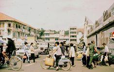 Mobylette Benthanh market,