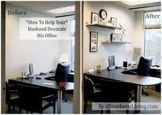 how to decorate your office - Google Search