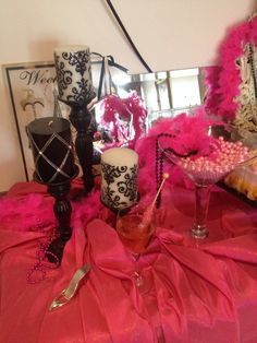 1000 images about burlesque party ideas on pinterest for Burlesque bedroom ideas
