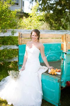 South Jersey Wedding Photographer…Sweet Summer Peaches Styled Shoot