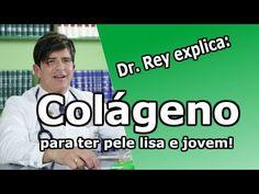 Dr. Rey - Colágeno - uma poderosa arma para reduzir rugas e se manter jovem!! - YouTube