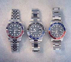 Likes, 35 Comments - Patrick Rolex Gmt, Rolex Watches, Bracelet Watch, Pepsi, Sunday, Accessories, Instagram, Domingo, Jewelry Accessories