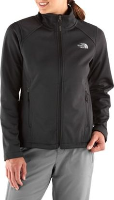 The North Face Women's Canyonwall Fleece Jacket Tnf Black XL