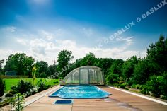 Baseny Baslux Siedziba Firmy / Baslux Pool Company Pool Companies, Pools, Transportation, Garden, Outdoor Decor, Home Decor, Garten, Decoration Home, Room Decor