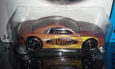 HOT WHEELS 2014 COLOR SHIFTERS  MUSCLE TONE