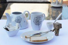 Danbo @danbo #kawaii #milk #breakfast #colazione #white #bianco Amazon Box, Danbo, Girly, Kawaii, Tableware, Fun, Breakfast, Life, Women's