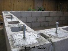 cinder block house plans provide home design house design house - Cinder Block Wall Design