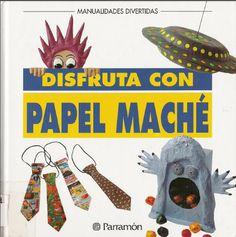Revistas de manualidades Gratis: como hacer manualidades en papel mache