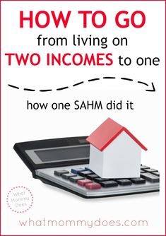 Figuring out how to budget our money going from two incomes to one was NO JOKE. Living on a single income versus two is hard if you're used to that second income. These are awesome tips if you're getting ready to start a family.