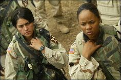 America's Female Soldiers: Fighting Without Fair Medical Care  http://www.forbes.com/sites/katiedrummond/2012/06/18/female-soldiers-health/?utm_hp_ref=women=Women#