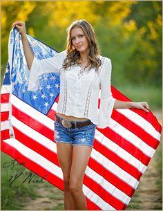 Senior pictures, sun, sunny, Texas, flag, ideas, beautiful, Dallas Texas photographer