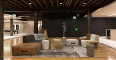 Ansarada HQ Office Interior/ Those Architects, Sydney NSW, Australia