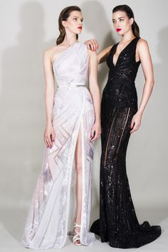 Zuhair Murad Resort 2016 Fashion Show