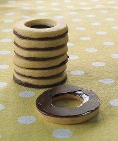 Vaníliás karika A Hungarian favorite: Vanilla ring