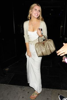 Caggie!! I want to be this radiant on my big day. She's so pretty