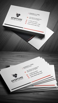 Designers Business Card PSD Templates - 16 #businesscards #psdtemplates #businesscarddesign #premiumbusinesscards