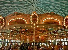 Carousel, Tilden Park, Berkeley
