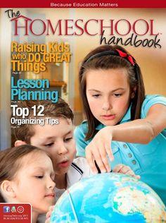 The Homeschool Handbook Magazine {free online!} - Sheri Graham