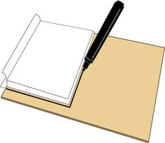 How to bind your own book - without any special equipment. Great illustrations and ideas!